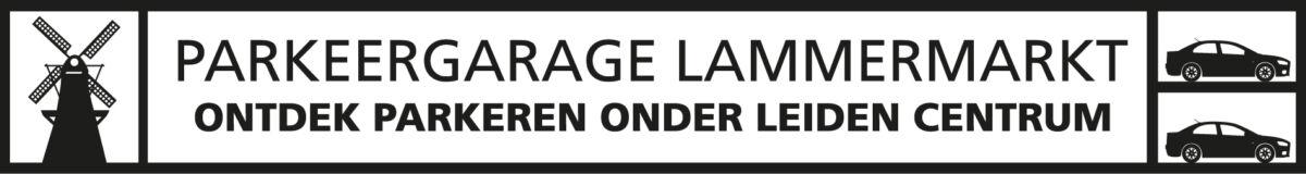 Label Parkeergarage Lammermarkt V3 Zwart Rgb