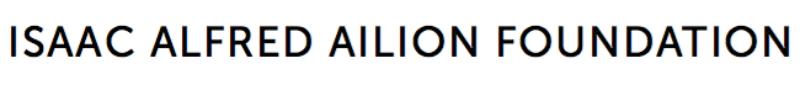 Ailion Foundation Logo