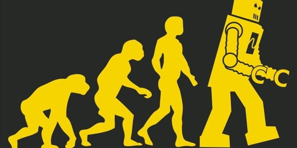 Human Robot Evolution