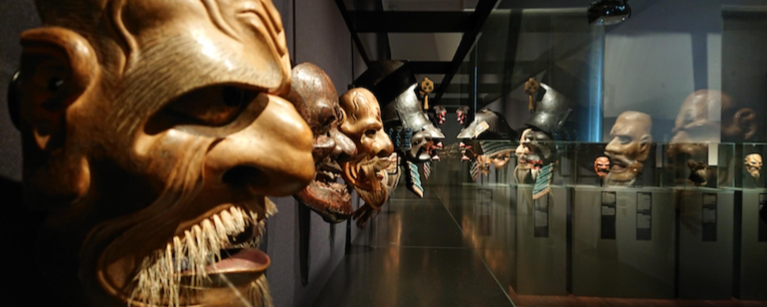 Maskers En Menpo