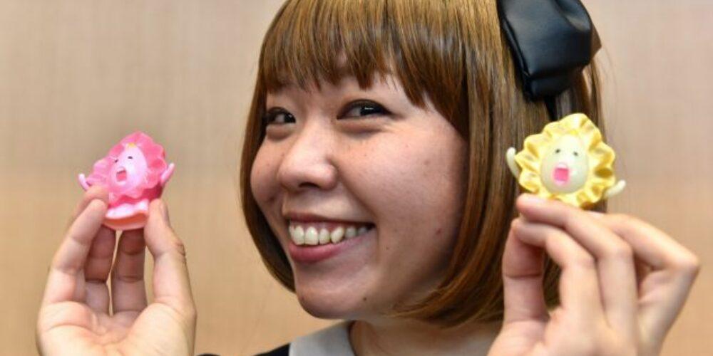 Kustenares Megumi Igarashi Met Vagina Sculpturen