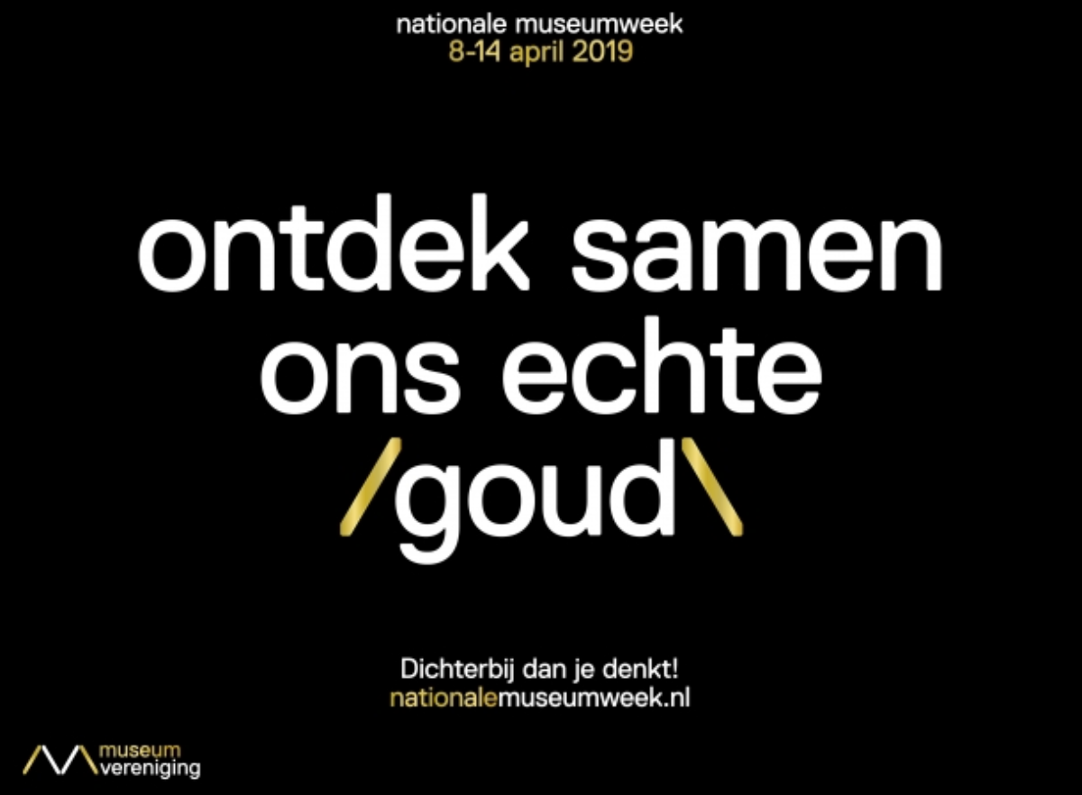 Nationale Museumweek 2019
