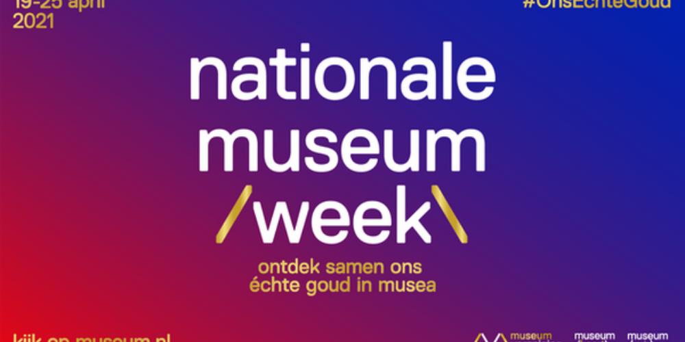 Nationale Museumweek 2021