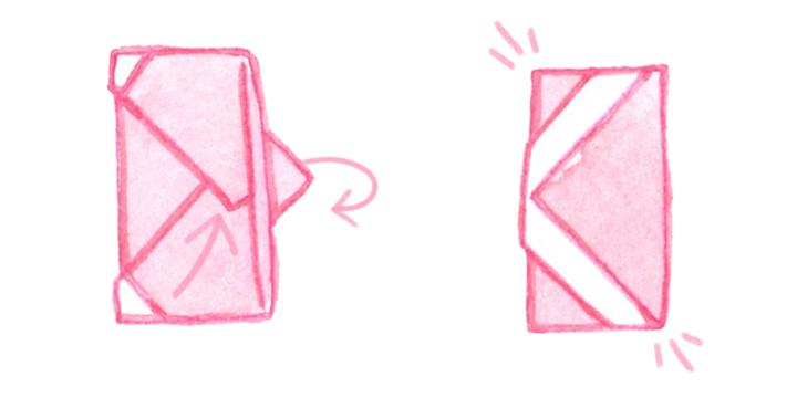 Envelop diagnonaal