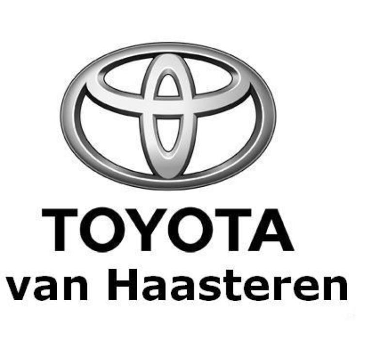 Opdruk Toyota