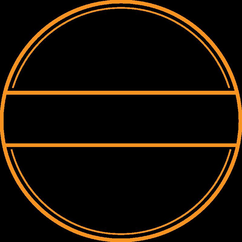 Logo Michel Zwart Oranje