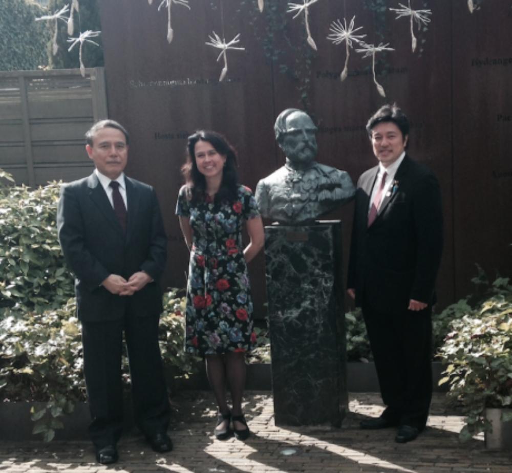 Yasuhide Nakayama 17 April 2015 460 425