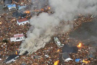 Aardbeving  Jp 11Mrt2011
