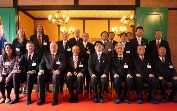 Ondertekening Leiden Nagasaki 02 Scaled
