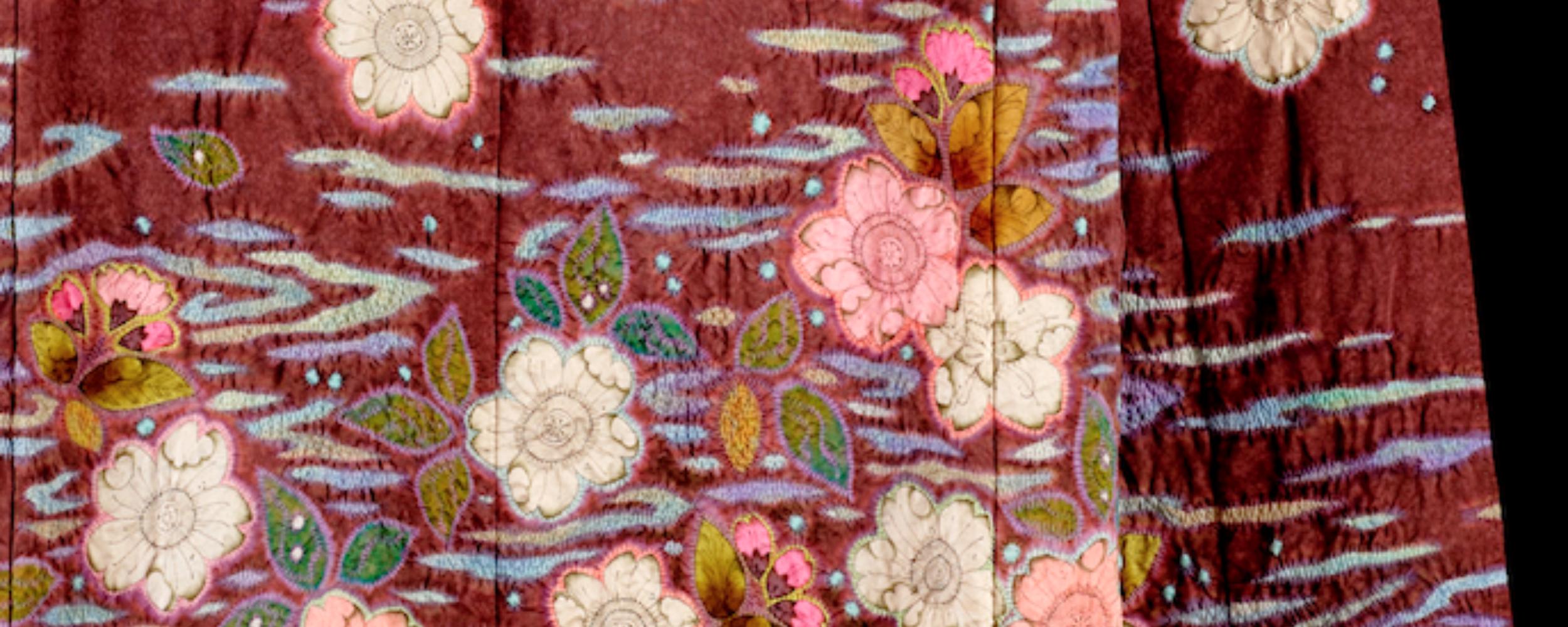 Detail  Kimono Kiyohime