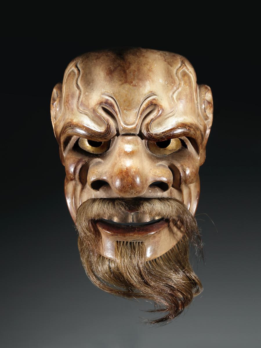 Noh Mask 71