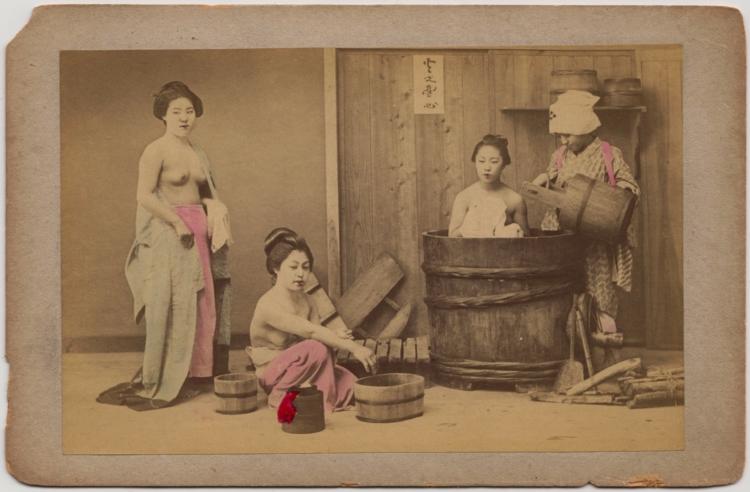 Nude Geisha Cabinet 2 Lr