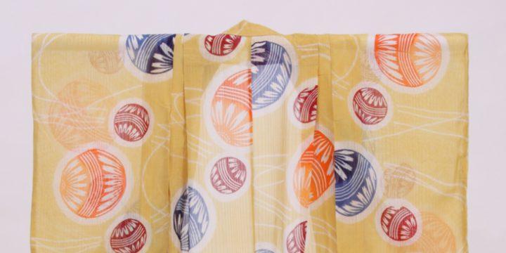 Kimono Met Ballen  Hr1